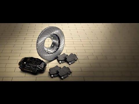 Где находятся у GMC Субурбан передние тормозные колодки