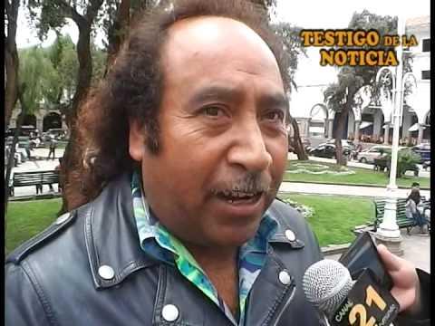 CHOLO CIBERNETICO Y MADAM PITUCA, NO VOTARAN POR JULIAN INCAROCA