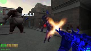 getlinkyoutube.com-Counter Strike Xtreme v6 Zombie Scenario Gameplay