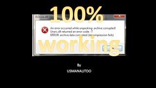 getlinkyoutube.com-[100%] How to Fix ISDONE.dll Missing Error All Windows