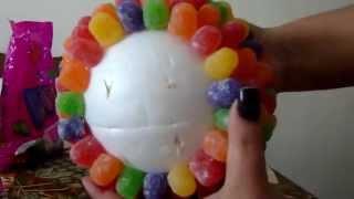 getlinkyoutube.com-Dicas: Enfeite com jujubas *Festa Infantil*