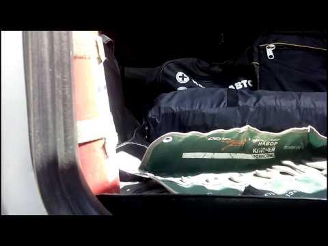 Почему пыль в багажнике CHERY TIGGO FL