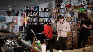 getlinkyoutube.com-BADBADNOTGOOD: NPR Music Tiny Desk Concert
