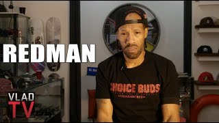 """Redman on Relationship with Cesar Milan, Cesar Using His Dog """"Daddy"""""""