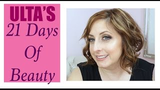 Ulta's 21 Days of Beauty - What to Get!