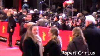 RG.us Exclusive: Rupert Grint Berlinale 2013 Red Carpet 2