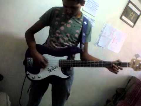 is this it - the strokes (bass)
