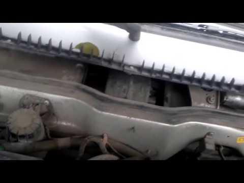 Где вентилятор печки в VAZ 2199