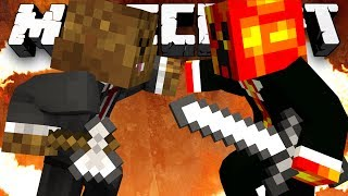 Minecraft: PVP TOURNAMENT! - w/Preston & Friends!