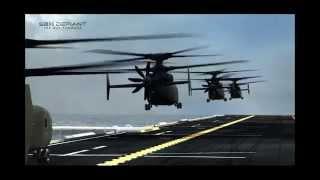 getlinkyoutube.com-Boeing - Sikorsky SB1 Defiant