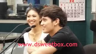 getlinkyoutube.com-Dsweetbox Extra: FriDate with JaDine | Part 3