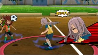 getlinkyoutube.com-Inazuma Eleven Strikers 2012 Xtreme - First 50 minutesイナズマイレブン ストライカーズ