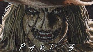 getlinkyoutube.com-BATMAN RETURN TO ARKHAM (Arkham Asylum) Walkthrough Gameplay Part 3 - Scarecrow (PS4 Pro)