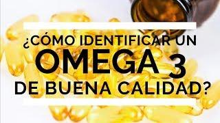 getlinkyoutube.com-¿Como identificar un Omega 3 de buena calidad? DEMOSTRACIÓN