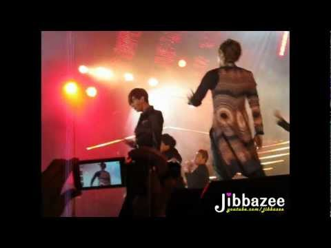 120407 TVXQ - Keep Your Head Down @ MBC Music Wave In Bangkok 2012 By Jibbazee