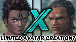 getlinkyoutube.com-Limited Avatar/Character Maker in Xenoblade Chronicles X? (1080p60)