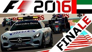 Saisonfinale im Chaos (R) – F1 2016 Karriere S2 #42 – Lets Play F1 2016 Gameplay Deutsch   CSW