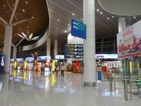 Kuala Lumpur International Airport (KLIA) - Malaysia