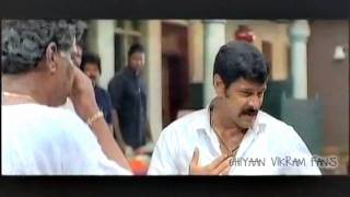 Vikram's best dialogue delivery  -SAAMY- HD