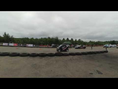 (Формула29) Mazda RX8 vs Smart