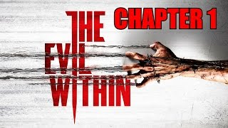 getlinkyoutube.com-The Evil Within Walkthrough Chapter 1 - An Emergency Call No Damage (PS4)