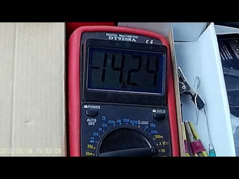 Убираем скачки напряжения на Ховере 5 2 4л бензин
