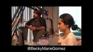 getlinkyoutube.com-Becky G Interview With Hot 95.5