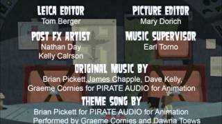 Total Drama World Tour acoustic ending