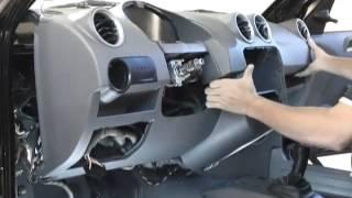 getlinkyoutube.com-Tutorial de Desmontaje de Panel o Torpedo VW Gol Power