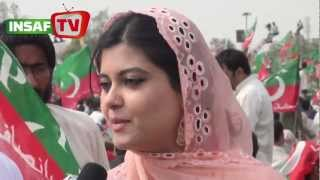 getlinkyoutube.com-Aishwarya Rai In Pakistan Tehreek-e-Insaf Jalsa on 23rd March, 2013