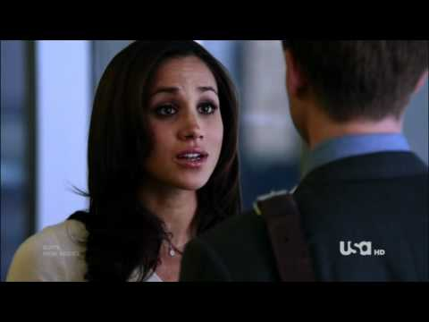 "The Suits - Mike and Rachel Scene 1.01 ""I love YOU"""