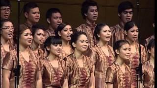 สัจจาอาเซียน - Thai Youth Choir 2013
