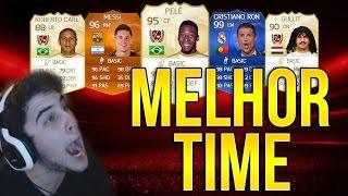 TIME MAIS APELÃO DO FIFA 15 Ultimate Team