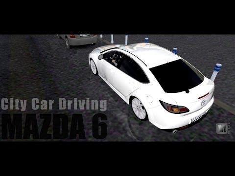 City Car Driving (1.3.2) | Mazda 6