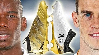 getlinkyoutube.com-Pogba vs Bale Boot Battle: Adidas ACE16+ vs X16+ - Test & Review