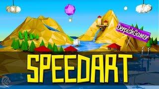 getlinkyoutube.com-Low Poly Scene - Banner Speedart - by CortesArts