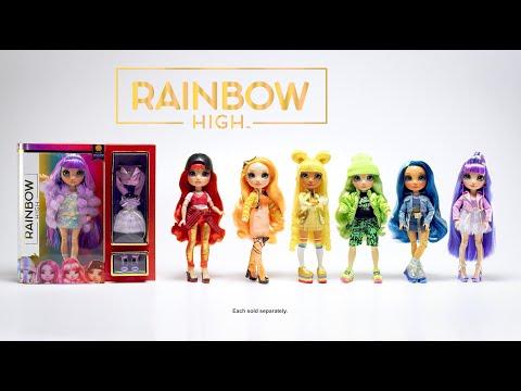 Rainbow High Fashion Doll - Assorted*