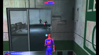 getlinkyoutube.com-Spider Man 2 Walkthrough Mission 4 Oscorp Assault Part 2/2