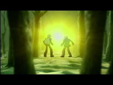 Cyborg 009 Conclusion Gods War uncut version part 2