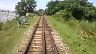 getlinkyoutube.com-Jamuna to Boral bridgeby Nilsagor express