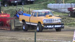 Full Pull Productions, Westmoreland Fairgrounds, Pro Street Gas, 6/2/12