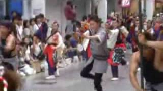 getlinkyoutube.com-高知よさこい祭り  広末涼子