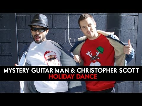 MysteryGuitarMan & Chris Scott Give Back - HOLIDAY DANCE for Charity! [DS2DIO]