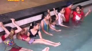 getlinkyoutube.com-تعليم مبادئ السباحة للبنات