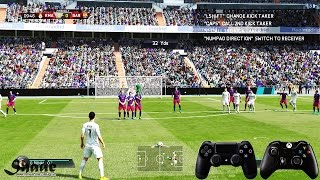 getlinkyoutube.com-FIFA 16 Free Kick Tutorial | Xbox & Playstation | HD 1080p