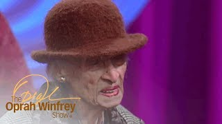 A 103-Year-Old Woman's Advice for Living a Long, Healthy Life | The Oprah Winfrey Show | OWN