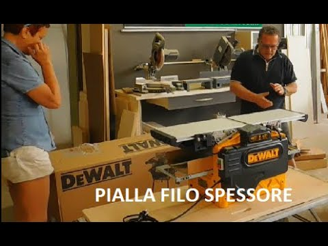 Demonstration of the D27300 [Italian] Youtube Thumbnail