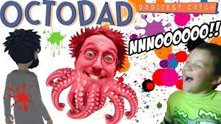 getlinkyoutube.com-OctoDad: Dadliest Catch Part 4 - NNOOOOO!! Aquatic Fun Center w/ MIKE (PC Face Cam Commentary)