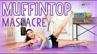 getlinkyoutube.com-POP Pilates: Muffintop Massacre