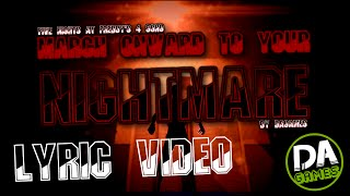 getlinkyoutube.com-FIVE NIGHT AT FREDDY'S 4 SONG (MARCH ONWARD TO YOUR NIGHTMARE) LYRIC VIDEO - DAGames